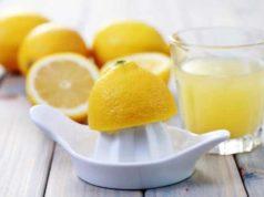 Limone e acqua calda ogni mattina per perdere peso