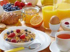 7 motivi per cui non si dovrebbe saltare la prima colazione